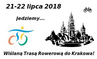 Wiślaną Trasą Rowerową do Krakowa, czyli wałami pod sam Wawel! Zapraszamy! :)